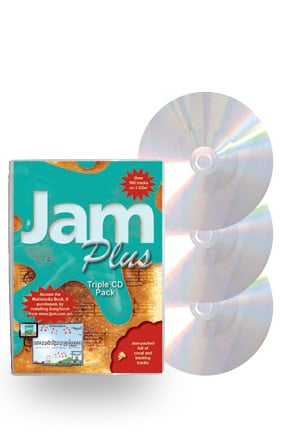 Jam Plus & Sing Plus Program Pack