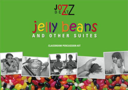 Jelly Beans and other Suites 1 Giant Book & CD