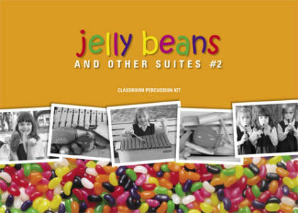 Jelly Beans and other Suites 2 Giant Book & CD