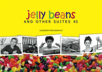 Jelly Beans and other Suites 3 Giant Book & CD