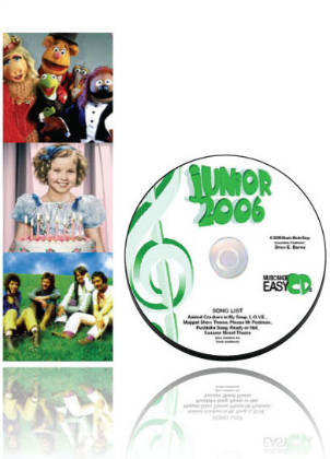 Essentials Pack - Junior Primary  2 - SongTorch files, CD & Book