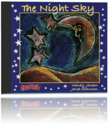 Kids Music Co. - The Night Sky CD