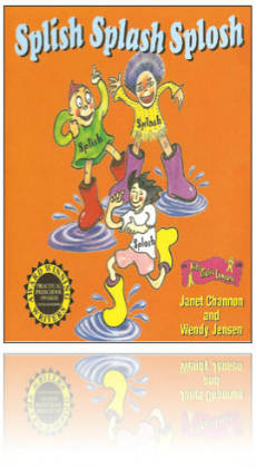 Kids Music Co. - Splish, Splash, Splosh CD & Book