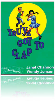 Kids Music Co. - You've Got to Clap CD & Book
