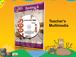Australia 2005 CD, Book and Teacher's Multimedia