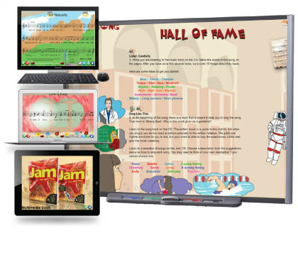 Jam 2014 Multimedia Book