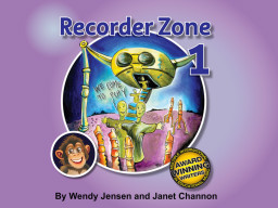 Kids Music Co. - Recorder Zone One Teacher's Multimedia