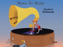 Move to Music - Music Drama and Movement Multimedia plus Booklet & Double CD