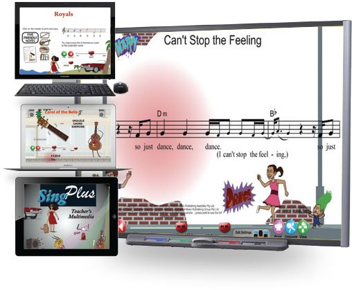 Sing Plus 2 and Sing Plus Program Pack