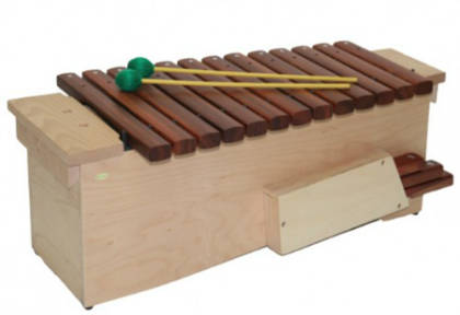 Xylophone - Alto C to A, 16 Note