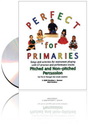 Perfect for Primaries Book & CD