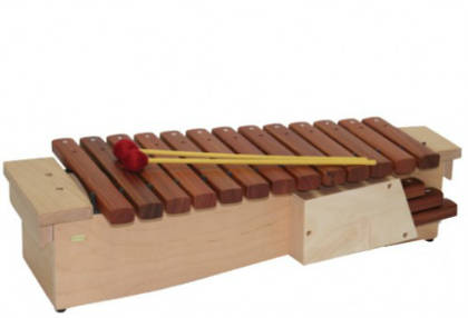 Xylophone - Soprano  C to A, 16 Note