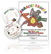 BWhacky Tracks Package - Book, CD & Demo DVD