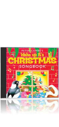 Peter Combe - Wake Up it's Christmas Backing CD