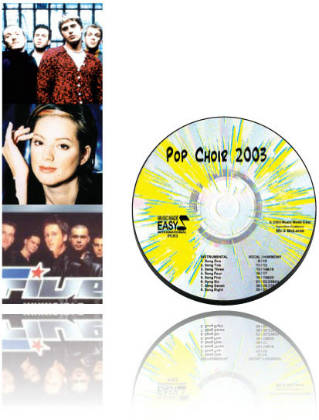 Essentials Pack - Pop 3 - SongTorch files, CD & Book