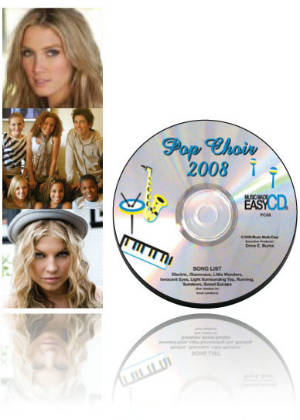 Pop 2008 SongTorch files, CD & Book