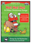 Ho! Ho! Ho! Worksheet Song Book & Downloads