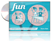 Sharee Bahr - Join in the Fun CD & Manual for Marimba and more