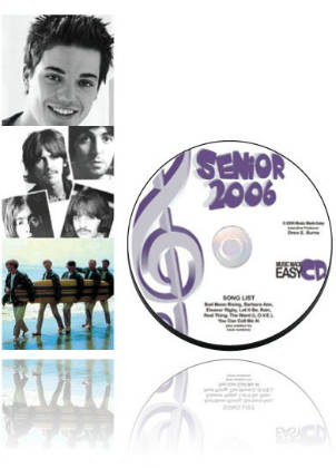 Senior 2006 SongTorch files, CD & Book