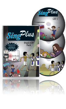 Sing Plus Triple CD Pack