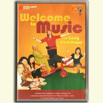 Welcome to Music in Early Childhood Workshop - DVD