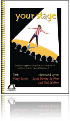 Susie & Phil's Your Stage Manual & CD