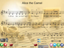 Alice the Camel - SongTorch Multimedia File
