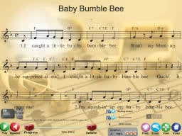 Baby Bumble Bee - SongTorch Multimedia File