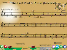 Anzac and Rememberance 2021 Printable Notation and Multimedia