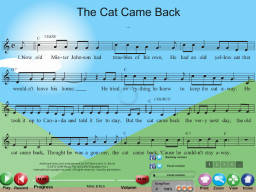Cat Came Back, The - SongTorch Multimedia File
