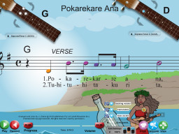 Pokarekare Ana - SongTorch Multimedia File