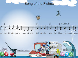 Song of the Fishes - SongTorch Audio & Notation File