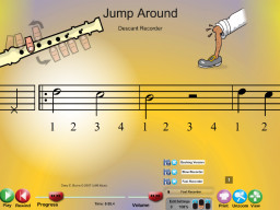 Jump Around - SongTorch Audio & Notation File