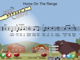Home On the Range - SongTorch Audio & Notation File