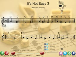 It's Not Easy 3 - SongTorch Multimedia File