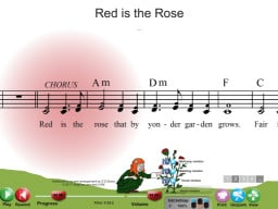 Red is the Rose - SongTorch Multimedia File