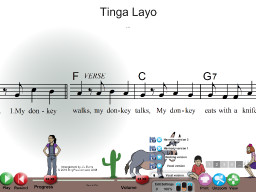 Tinga Layo - SongTorch Multimedia File