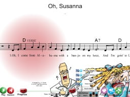 Oh, Susanna - SongTorch Multimedia File