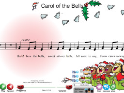 Carol of the Bells - SongTorch Multimedia File
