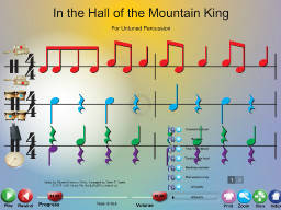 In the Hall of the Mountain King - SongTorch Multimedia File