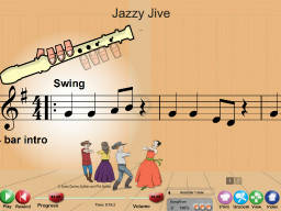 Jazzy Jive - SongTorch Multimedia File