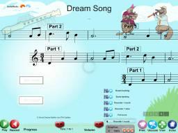 Dream Song - SongTorch Multimedia File