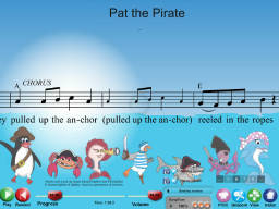 Pat the Pirate - SongTorch Multimedia File