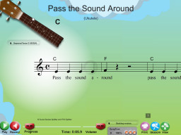 Pass the Sound Around - SongTorch Multimedia File