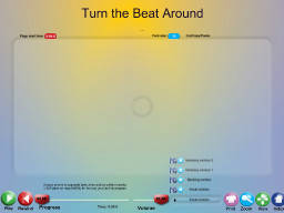 Turn the Beat Around - SongTorch Audio Only File