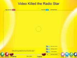 Video Killed the Radio Star - SongTorch Audio Only File
