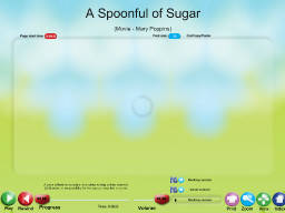 A Spoonful of Sugar - SongTorch Audio Only File