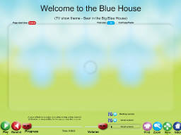 Welcome to the Blue House - SongTorch Audio Only File