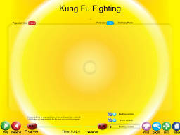 Kung Fu Fighting - SongTorch Audio Only File