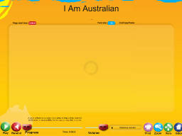 I Am Australian - SongTorch Audio Only File